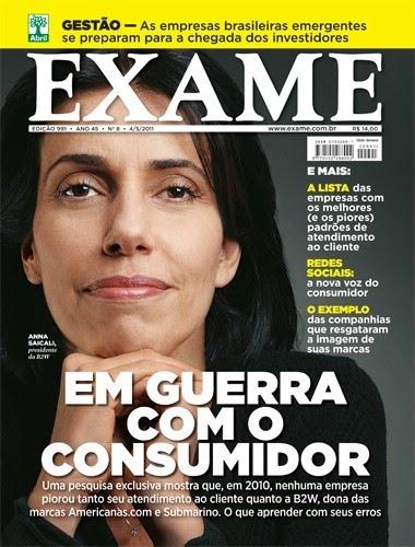 Revista exame online