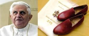 Níver de Papa Bento XVI: 85 Anos. Presentes? Simples! Ele Usa Prada!
